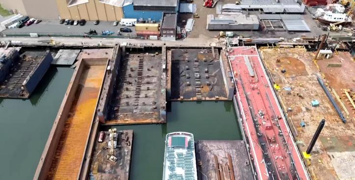 Pier Complex Rental
